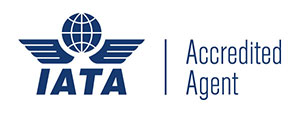 we're an accredited IATA cargo agent